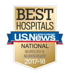 US News Best Hospitals Neurology & neurosurgery 2015-16